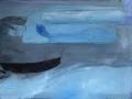' Curach , oil on canvas, 80 cow x 60 cm h